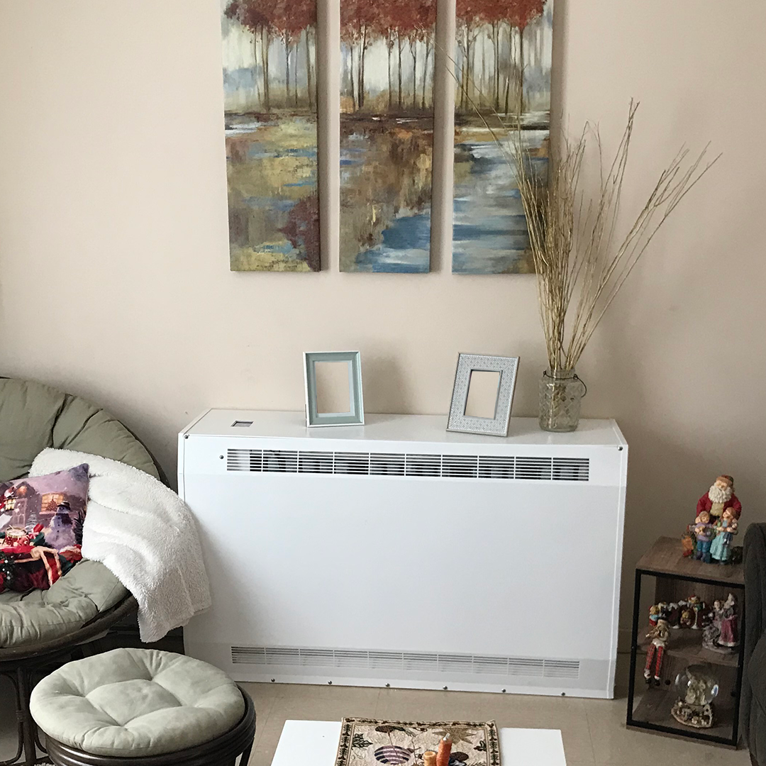 One of the three Nova Scotia homes upgraded with a Stash Energy Heat Pump.